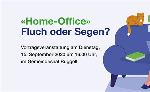 «Home-Office» Fluch oder Segen?